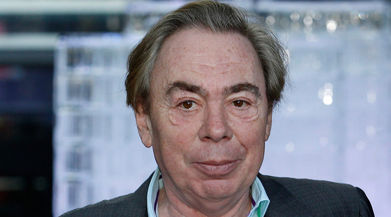Millionaire Andrew Lloyd-Webber flies first class to vote for austerity
