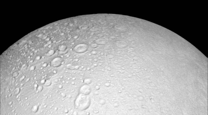 NASA to make 'deepest-ever' dive into icy plume on Saturn's Enceladus moon