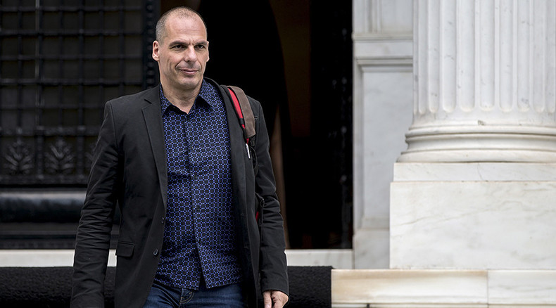 Varoufakis mocks Murdoch media's 'troika-loyal' expenses hit-piece
