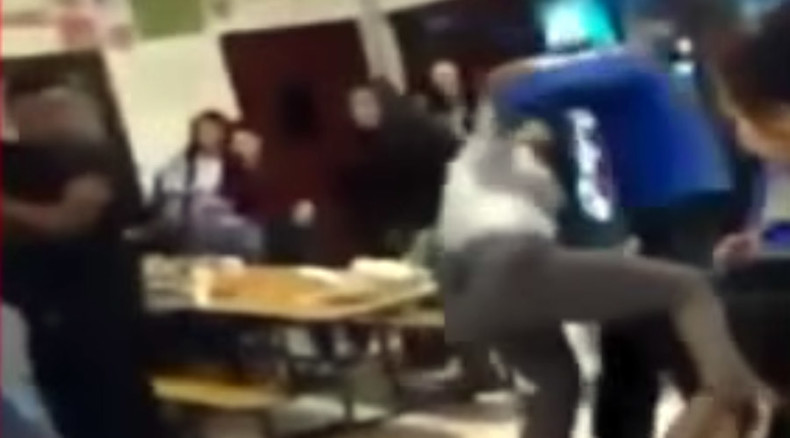 California student body slams high school principal, 3 arrests made (VIDEO)