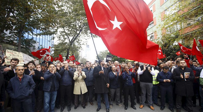 Turkey's 'cleansing of traitors' will continue if Erdogan gets majority