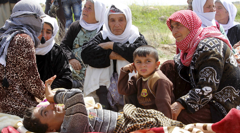 On top of Mount Sinjar - The forgotten victims of ISIL's genocidal campaign