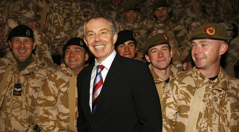 Tony Blair 'misrepresented' WMD evidence before Iraq invasion – UN inspector