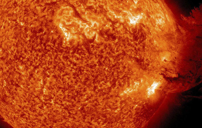 Solar storms could be more powerful than previously assumed, technology at risk - study