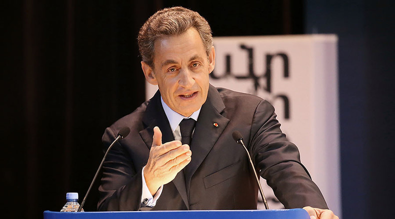 Russia is 'great power & essential partner' in resolving Syrian, other world crises – Sarkozy