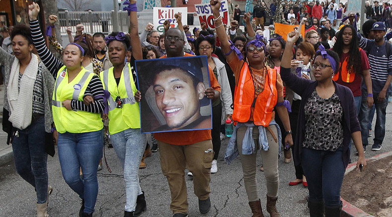 Georgia grand jury recommends no charges in controversial police shooting