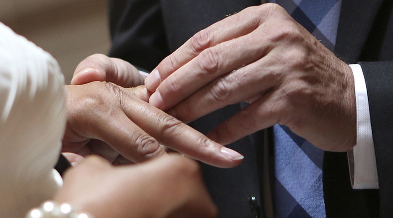 Judge with a history of sentencing couples to marriage faces backlash