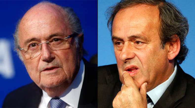 Blatter exposes Platini's backdoor deal with Qatar