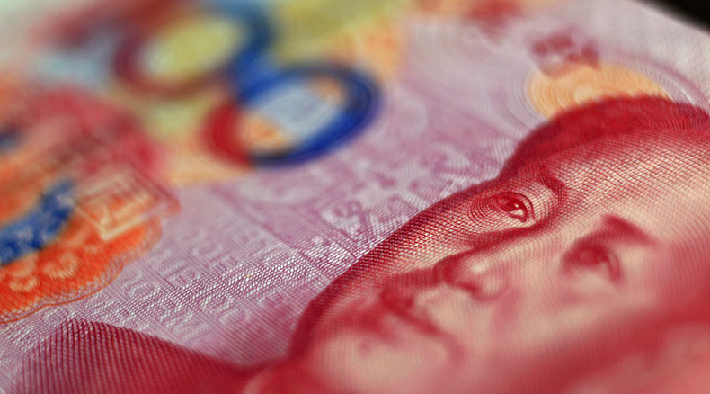 Biggest gain in decade for China's yuan