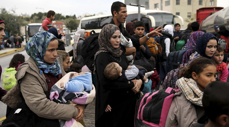UK unprepared for Syrian refugees, MPs warn