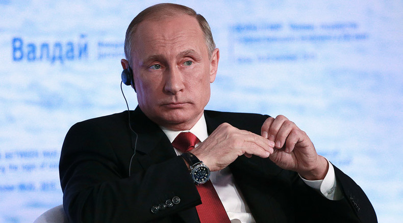 Putin - Western media's villain for every season