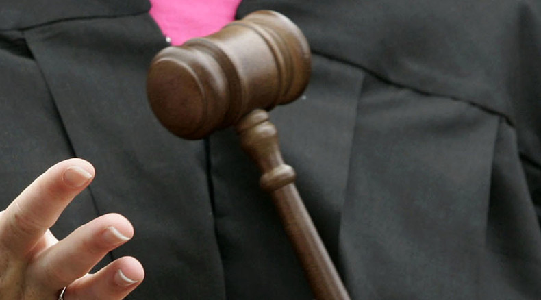Judge scares criminal straight by saying he'd be raped, become someone's 'b**ch' in jail