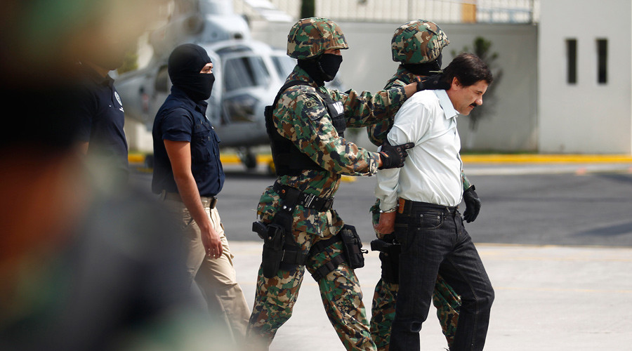 Britain is fueling Mexico's brutal drug war, anti-arms charity warns
