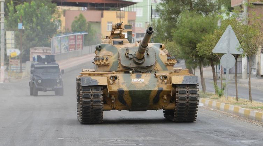 17 PKK members killed in Turkish military assault on Kurdish city of Silvan – reports