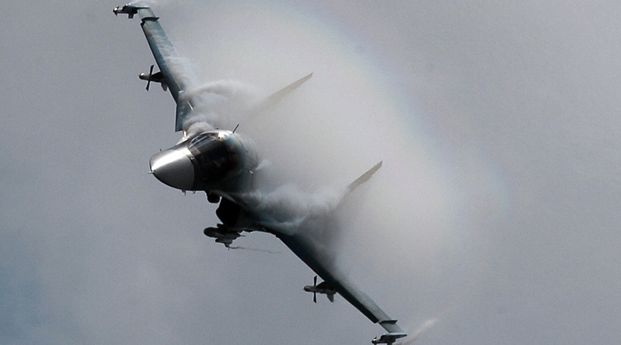 Russian Air Force hits 50 ISIS targets in Syria over 3 days, 'significantly' damaging militants