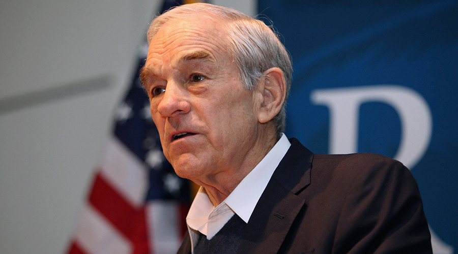 'Bubbles are all over the place': Ron Paul speaks to RT on US economy & presidential race