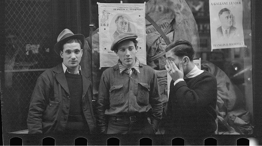170,000 iconic pictures of Depression-era America released by Yale (PHOTOS)