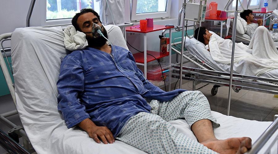 Kunduz hospital mistakenly struck - top US general in Afghanistan