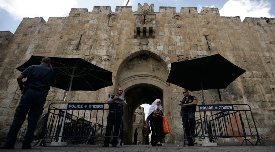 Palestinian woman shot after stabbing Israeli in Jerusalem - reports