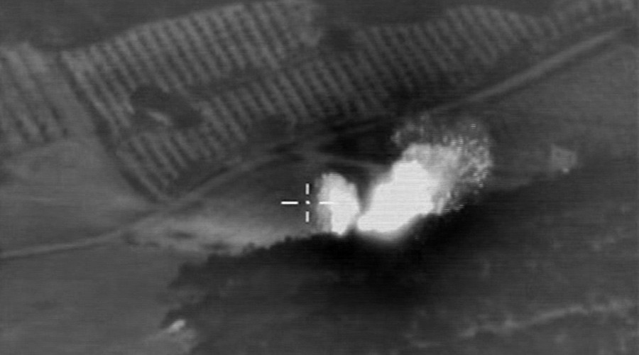 US 'using every excuse' to refuse to share intel on ISIS locations with Russia - military