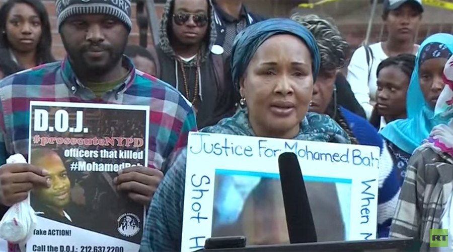 NYPD 'executed and covered up' killing of depressed immigrant – family attorney