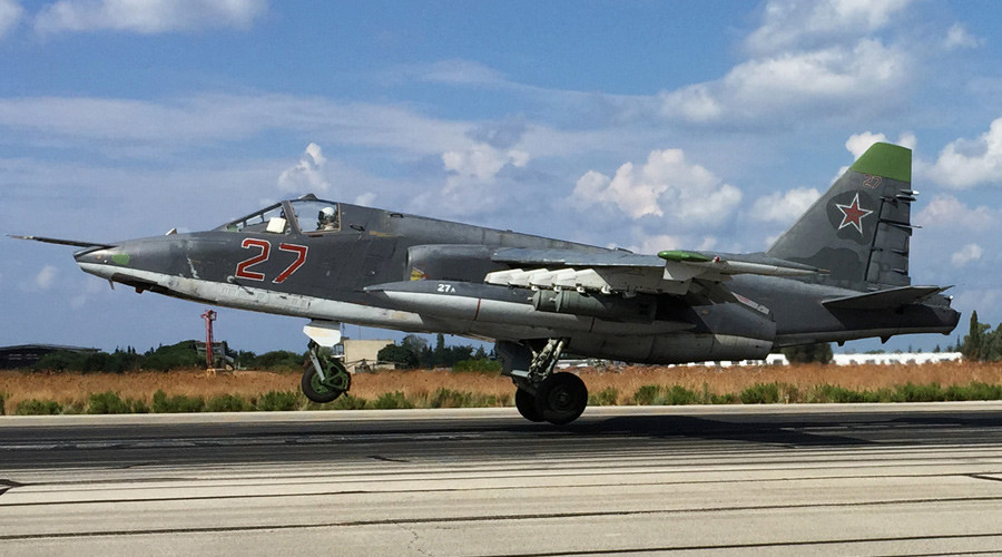 Combat report: Russian jets strike 27 terrorist facilities in Syria overnight