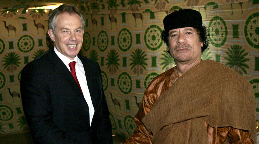 Tony Blair asked to give evidence in IRA-Libya compensation inquiry