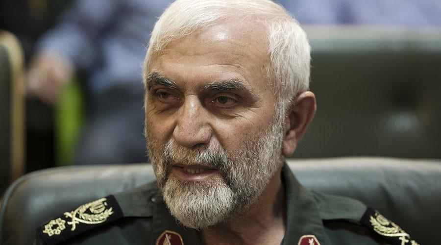 Senior Iranian general killed by Islamic State in Syria - Tehran