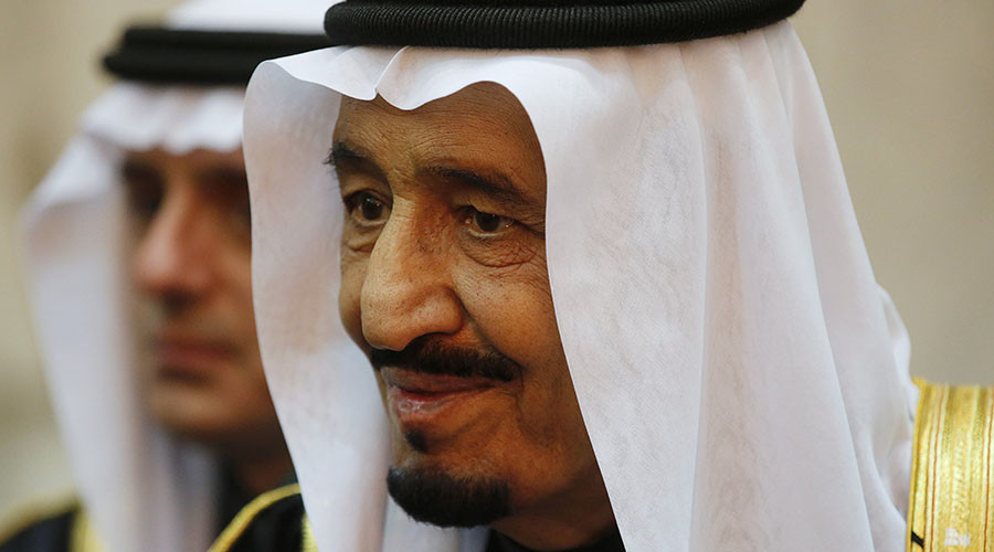 'House of Saud in very defensive mood'