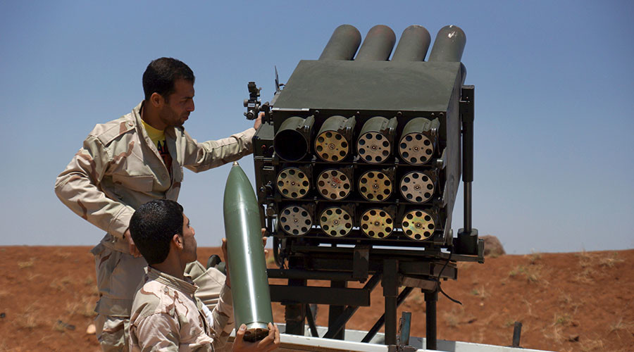 Saudi Arabia increasing weapon supplies to Syrian rebels following Russian airstrikes – report