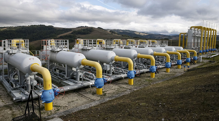 Russia to resume gas supplies to Ukraine from October 12 once paid - Gazprom
