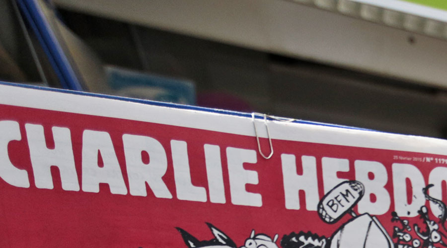 Charlie Hebdo's controversial Down syndrome joke lost on readers