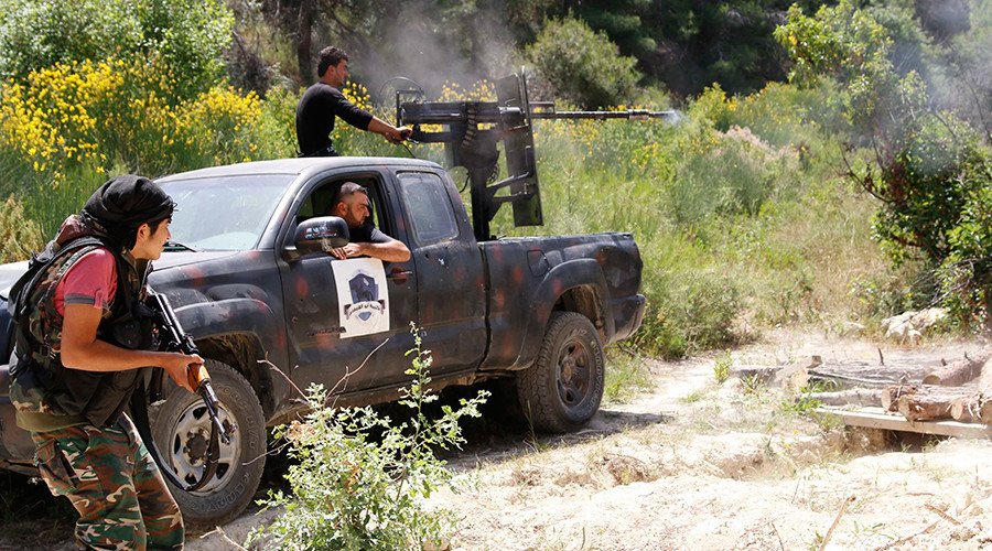 Obama says he was 'skeptical' of Syria rebel boondoggle from the start