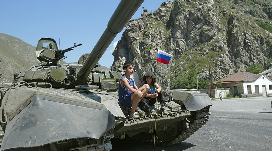 Georgia on their minds: West tries to make a Serbia out of Russia