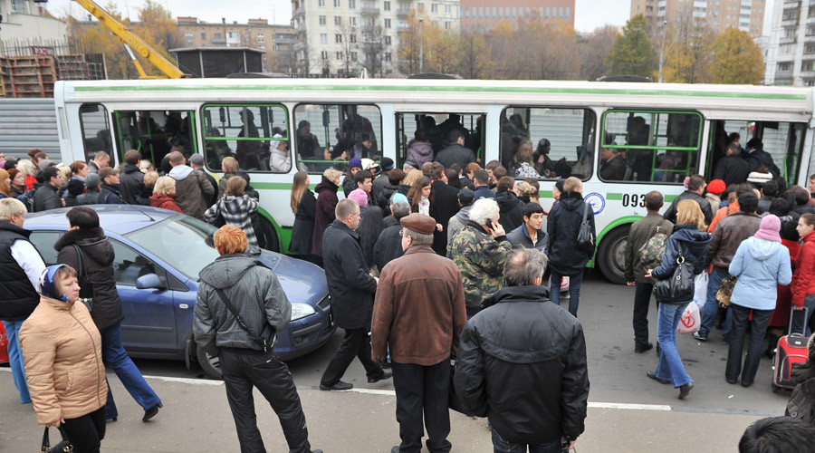 ISIS-trained suspects planned terror attack on Moscow public transport – FSB