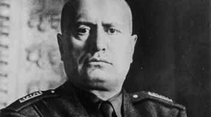 Town in South Tyrol strips Mussolini of honorary citizenship after 91 years