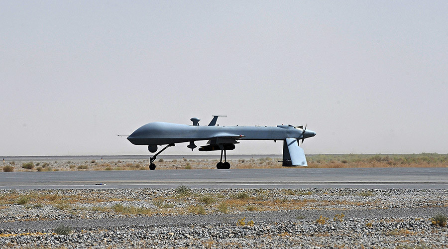 'US killer drone programs: Americans, wake up to what government's doing!'