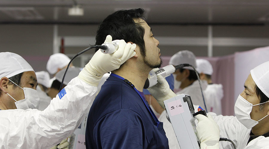 1st case of radiation-linked cancer for worker at Japan's Fukushima nuclear plant
