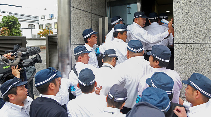 Yakuza war engulfs 10 Japan prefectures, official says