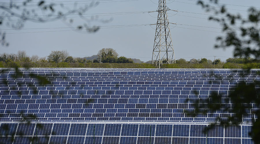 Britain's green energy cuts 'perverse' - UN environment scientist