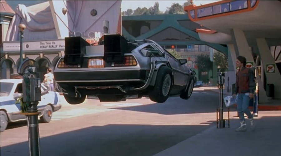 The future is today: 8 things 'Back to the Future ...