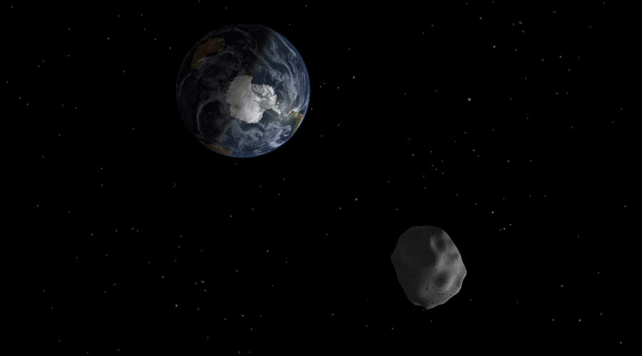 'Extremely eccentric' asteroid will pass eerily close to Earth on Halloween