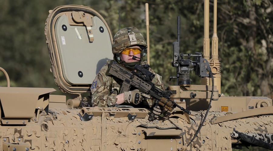 Taliban capture former British stronghold in Afghanistan