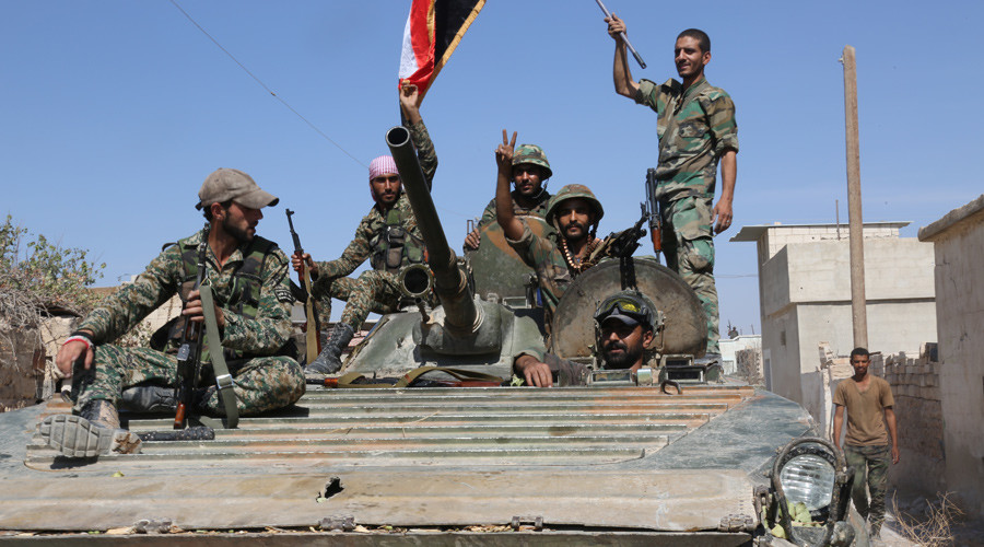 Moderate rebels in Syria a 'fantasy' of Western media