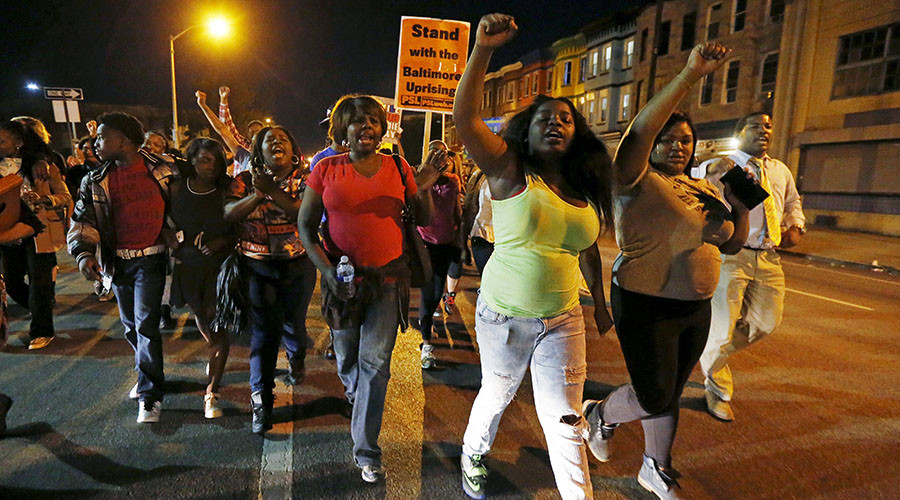 FBI conducted aerial surveillance above Ferguson and Baltimore
