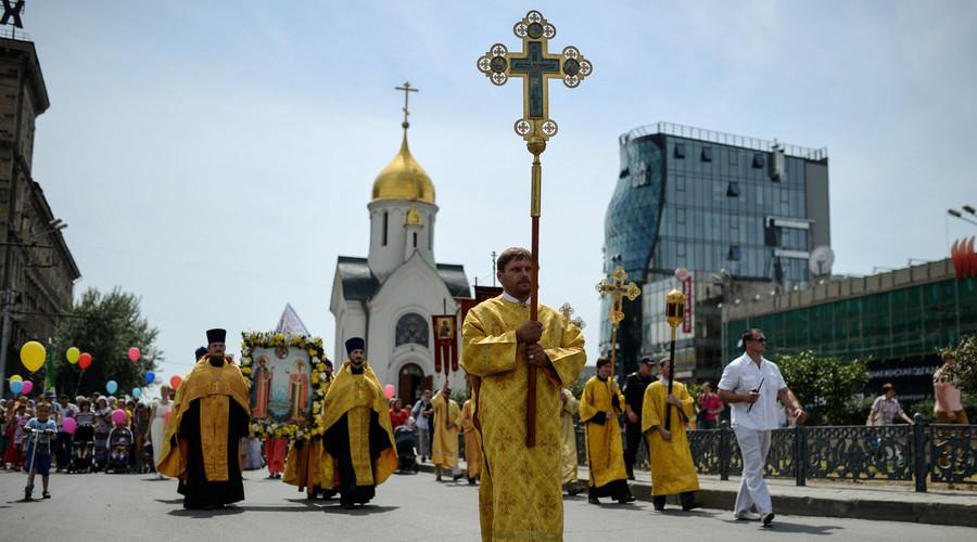 'Chastity, faith & patriotism': Russian Church offers  govt fresh anti-AIDS program