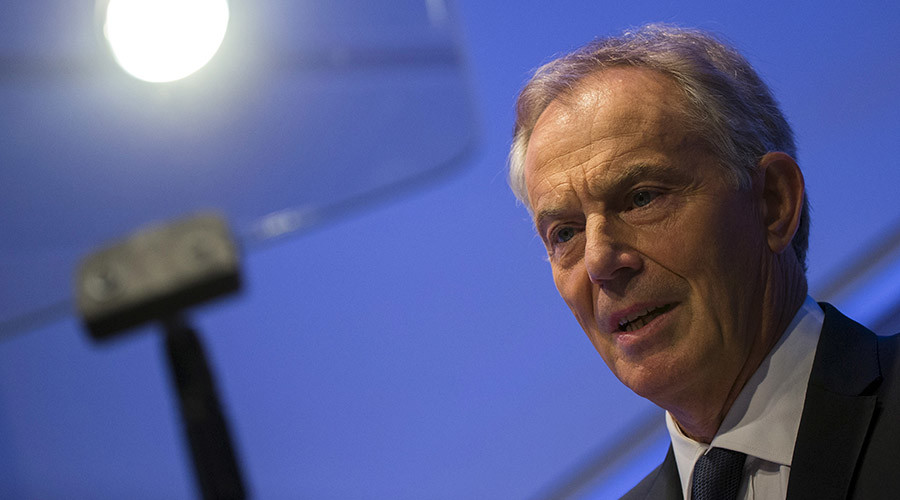 Blair acknowledges ISIS stemmed from Iraq invasion, refuses to apologize for toppling Saddam