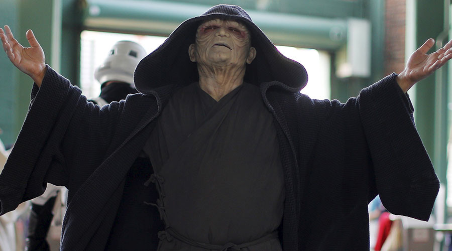 Emperor Palpatine takes City Council seat in Ukraine's Odessa
