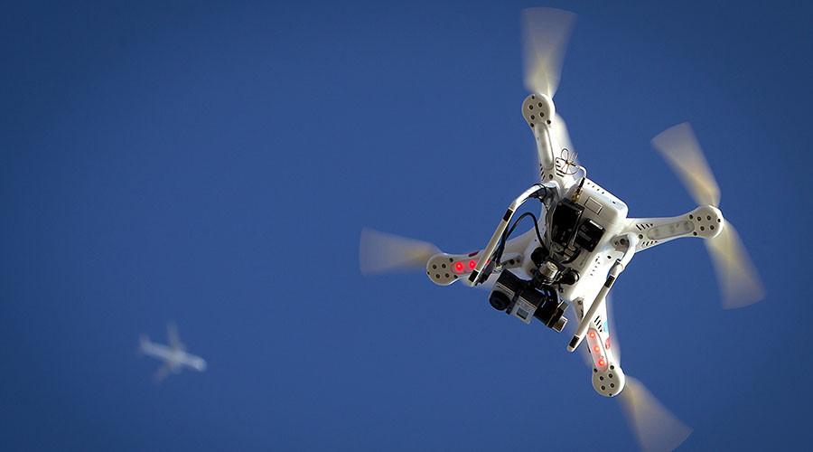 Drone delivering contraband crashes into Oklahoma prison