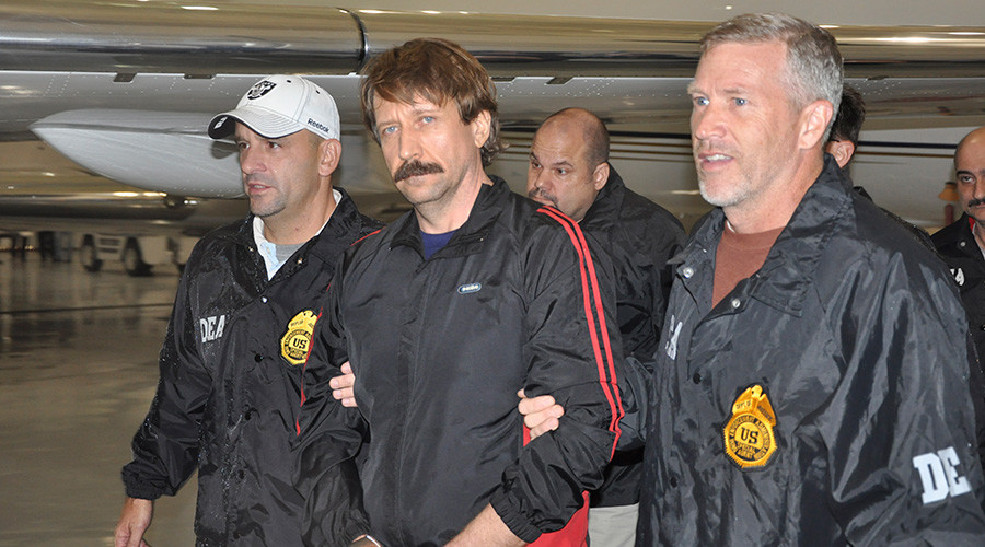 Yoga, foreign languages & anecdotes: Viktor Bout marks 8yrs in US high-security prison